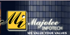 Majolee InfoTech, India - Outsource your Web Programming projects to us .. get 100% satisfactory results